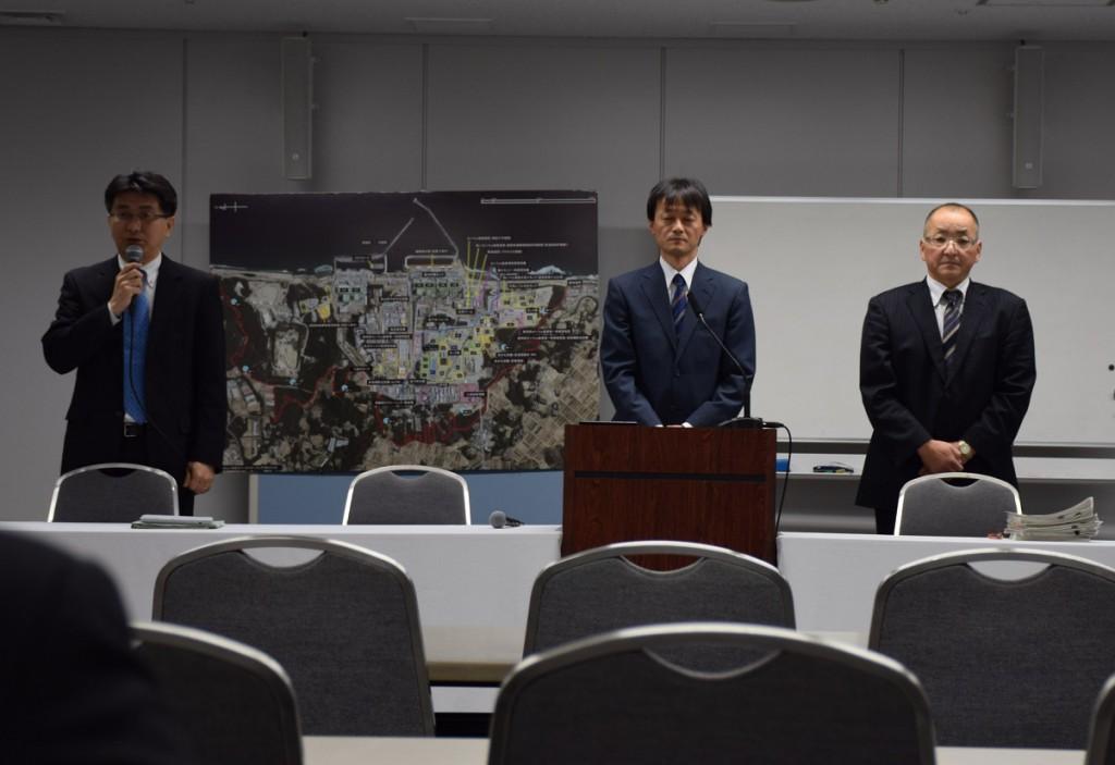 2014年12月8日東京電力定例会見