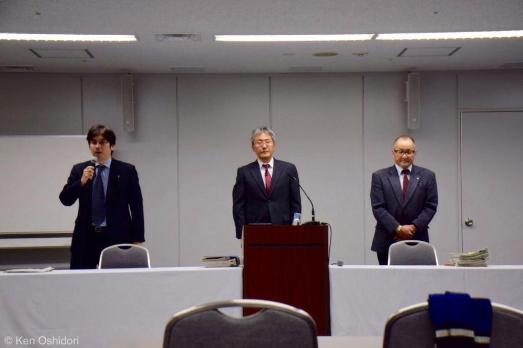 2016年4月11日東京電力記者会見
