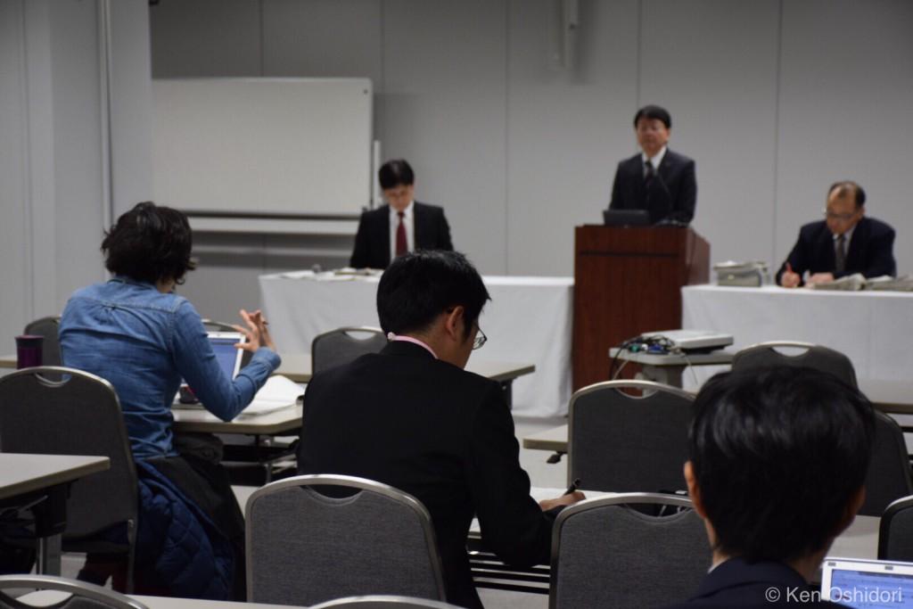 2016年11月7日東京電力定例会見